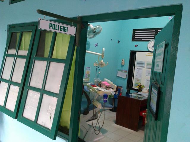 Ruang Poli Gigi