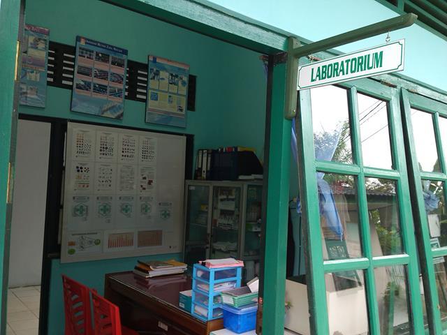 Ruangan Laboratorium