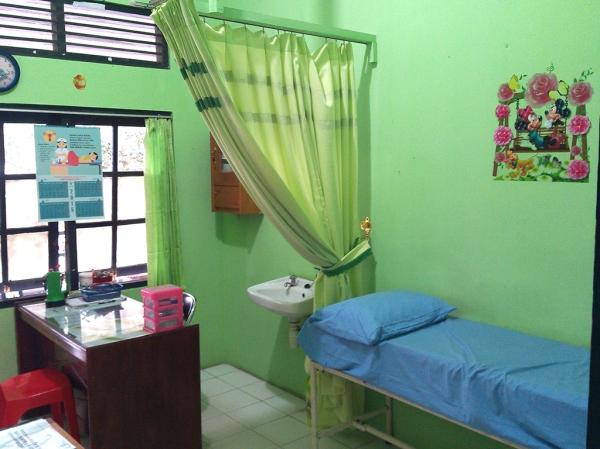 Ruangan Poli MTBS
